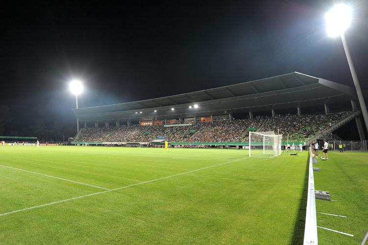 Fußball Stadion SSV Reutlingen
