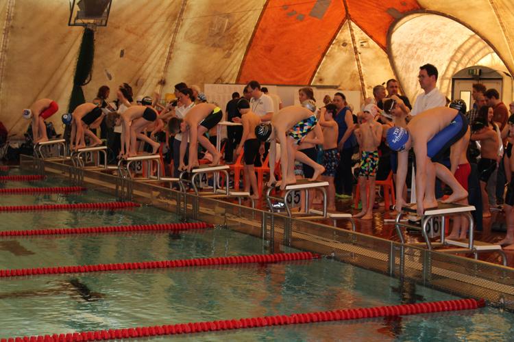 Schwimmen beim SSV Reutlingen